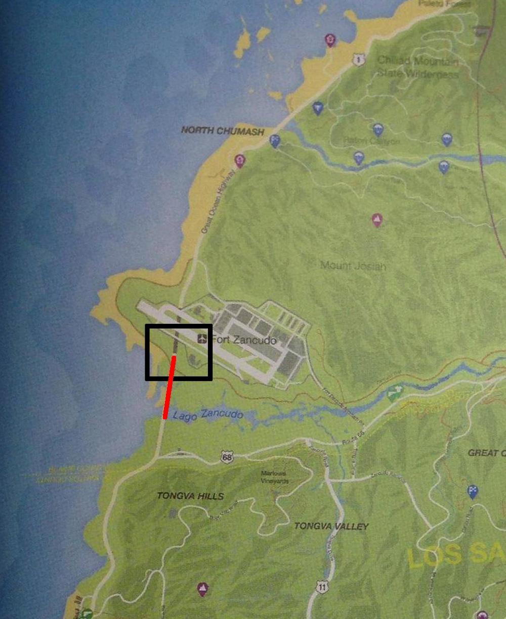 base militaire gta 5 carte jour et horaire mise a jour] Attaque sur la base militaire de LS
